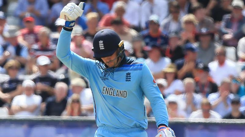 Jason Roy has amassed 341 runs so far in the tournament and played a knock of 153 runs against Bangladesh on June 8.