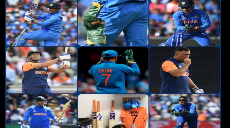 Dhoni, who has won all cricketing accolades including captaining India to triumph at the 2011 ODI World Cup, 2007 T20 World Cup and Champions Trophy, turned 38 on Sunday. (Photo: ICC/Twitter)