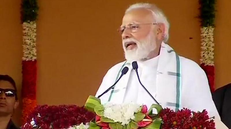 Family members of Indian soldiers killed in Pulwama and the opposition have asked PM Narendra Modi to counter Pakistan's claims on IAF strikes. (File Photo)