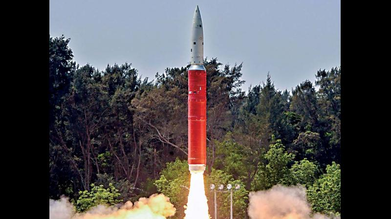 India now can hit most satellites flying up to an altitude of 1,000 km, according to DRDO scientists. However, our A-SAT cannot yet reach either the medium orbit or very high satellites that are found beyond the atmosphere.