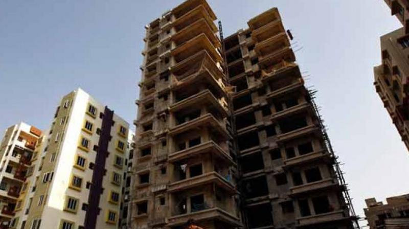 New housing supply fell 47 per cent to 37,852 units in nine cities due to liquidity crunch and general elections, said the report. (Representational Image)