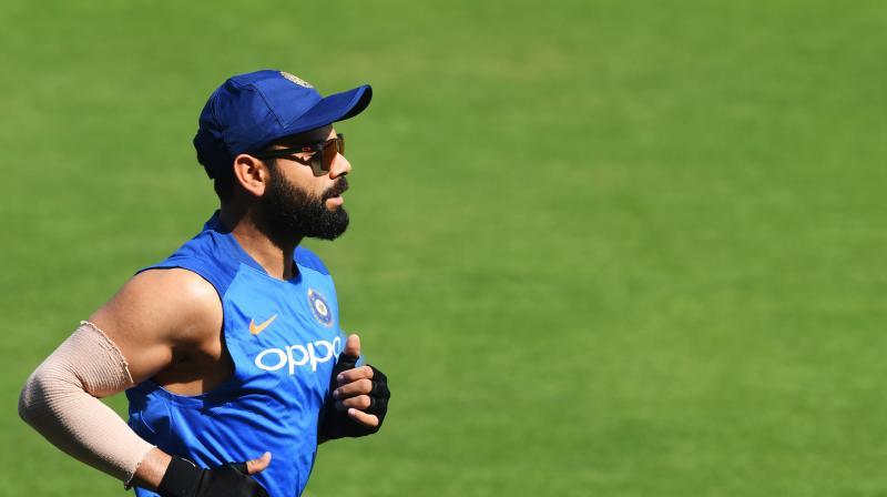 India captain Virat Kohli. (Photo: AFP)