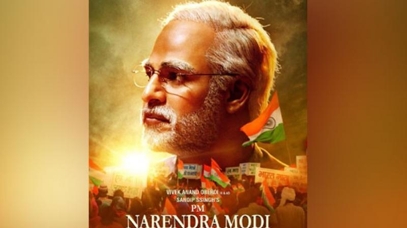 The Modi biopic, starring Vivek Oberoi, has been the most-talked about movie this election season.  (Photo: File)