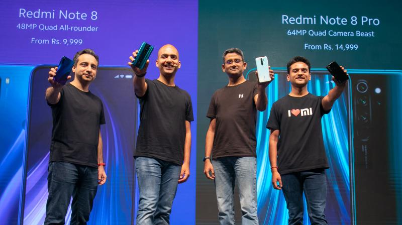 Xiaomi launches 2 new smartphones, its latest MIUI11 skin and also a HEPA air filter today.