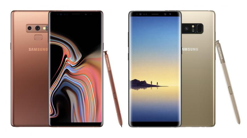 While the new Note 9 is certainly an attractive package, last year's Galaxy Note 8 is still an impressive flagship-grade smartphone.