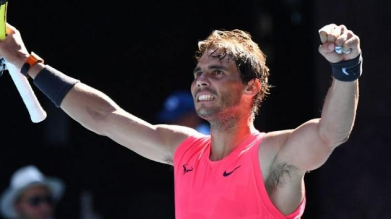 Ruthless Nadal crushes Carreno Busta to reach last 16