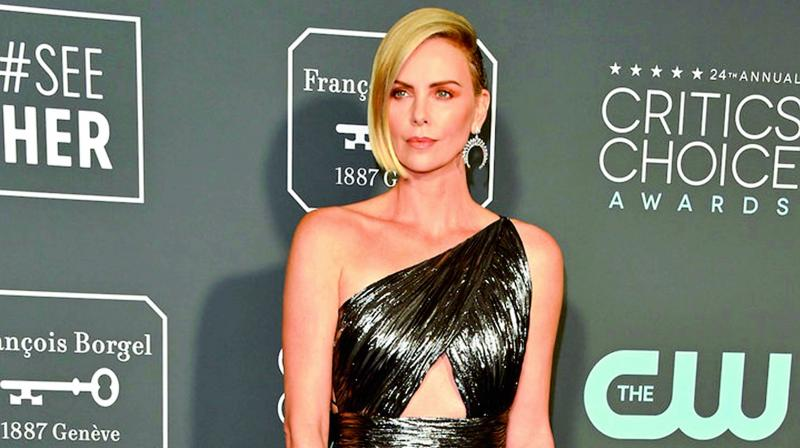 Charlize Theron Shares Photo Of Daughter Jackson To Instagram