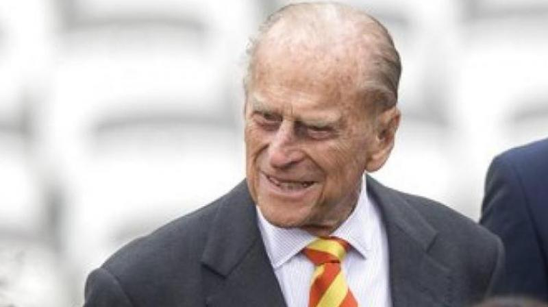 Prince Phillip. (Photo: AP)