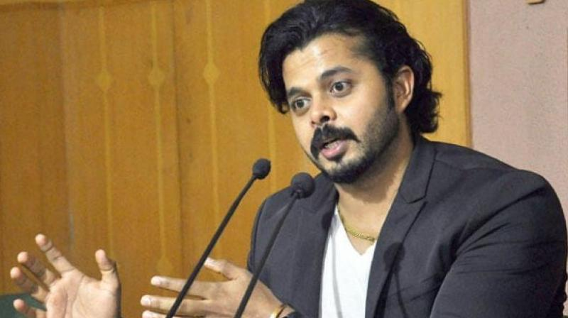 S. Sreesanth said that he would consider playing for another country as the BCCI did not want him.