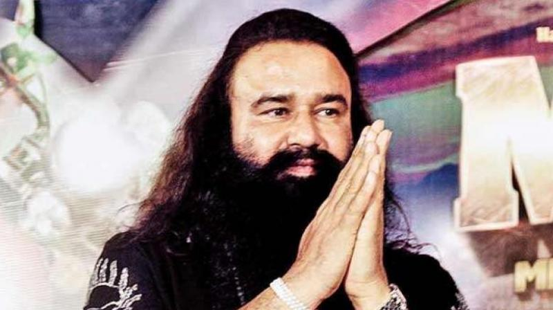 Ram Rahim is already in Rohtak's Sunaria jail, serving a 20-year old prison term since 2017 for raping two of his woman followers. (Photo: PTI | File)