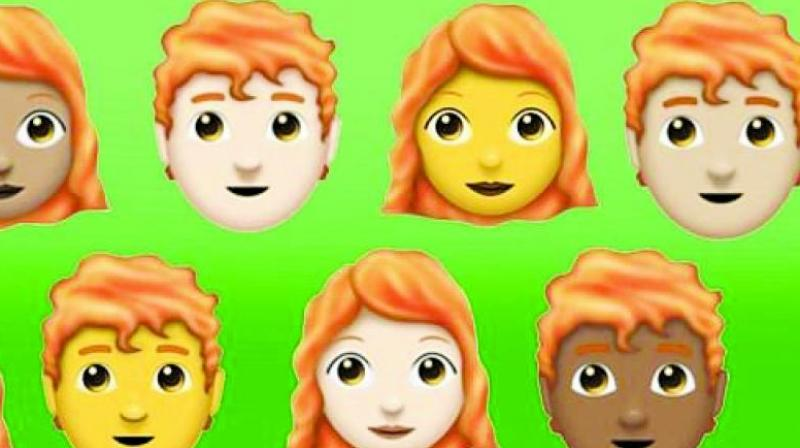 We will be getting some new emojis this year.