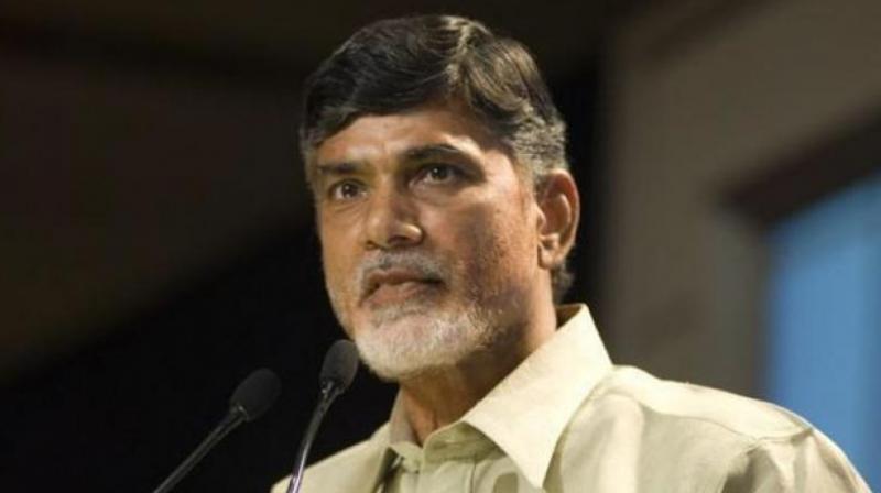 Andhra Pradesh CM Chief Minister N. Chandrababu Naidu
