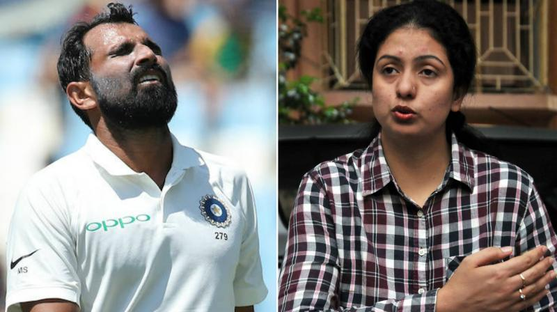 Shami's wife accuses him of attempted murder