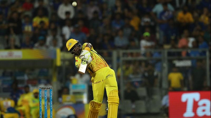 Dwayne Bravo pulled off an absolute heist as Chennai Super Kings sealed a win on Indian Premier League comeback by beating Mumbai Indians in the IPL 2018 opener. (Photo: File/BCCI)