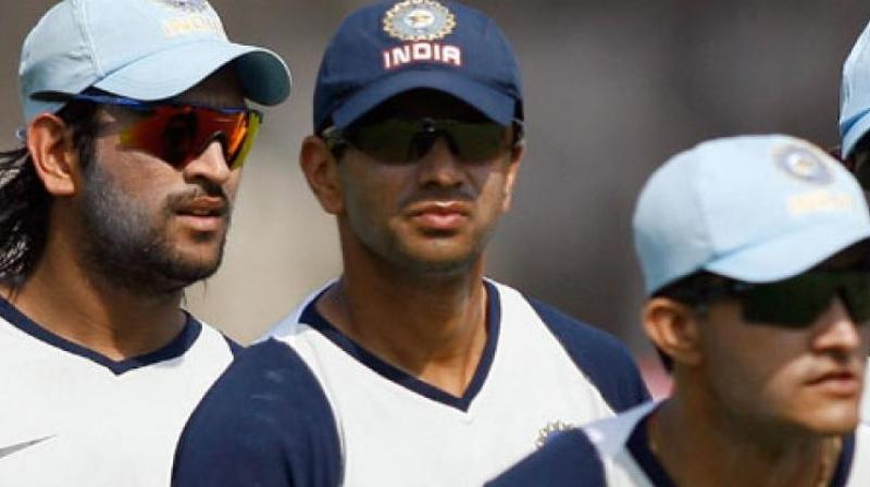 How Ganguly, Dravid, Sehwag, Gambhir were left out by 'Strategy Dhoni'