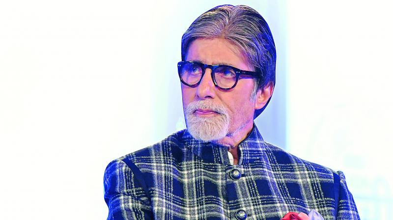 Megastar Amitabh Bachchan selected for Dadasaheb Phalke Award