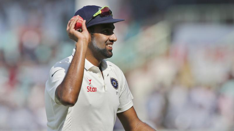 Ravichandran Ashwin finishes 2016 as No.1 Test bowler and all-rounder