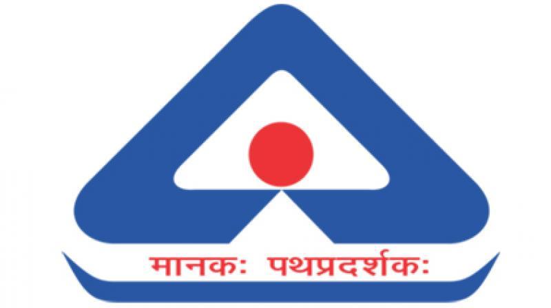 Bureau of Indian Standards logo.