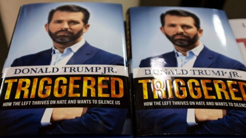 """Triggered"" is published by Centre Street, a known publisher of conservative books. (Photo: AFP)"