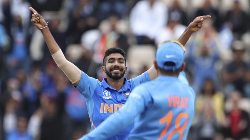india vs sa world cup 2019 bumrah
