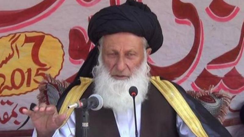 Muhammad Khan Sherani, the head of the Council of Islamic Ideology. (Photo: Facebook)