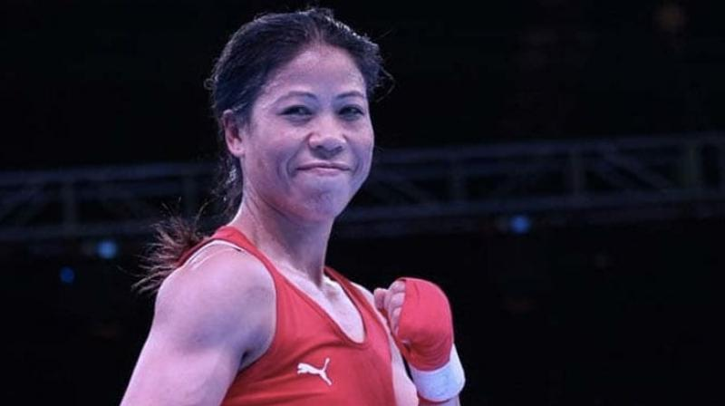 Mary Kom said there should be gender quality in the selection criteria. (Photo: AFP)