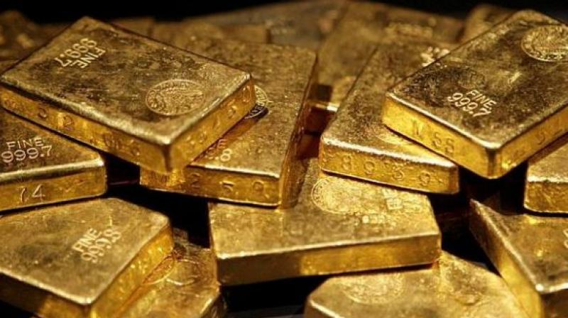Four gold biscuits, weighing about 400 grams in total, were recovered from the man. (Representational Image)