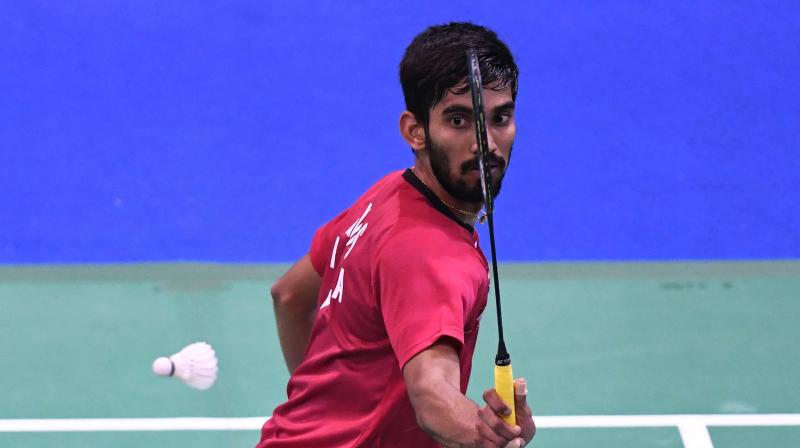 Indian shuttlers Kidambi Srikanth and Sameer Verma crashed out of the Singapore Badminton Open after losing their respective men's singles quarter-finals on Friday. (Photo: AFP / File)