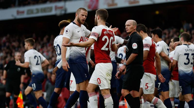 In a bizarre incident, an unnamed father of a six-year-old son in England has reportedly offered £3,000 to a hypnotist to convert him to an Arsenal fan from being a Tottenham supporter. (Photo: AFP)