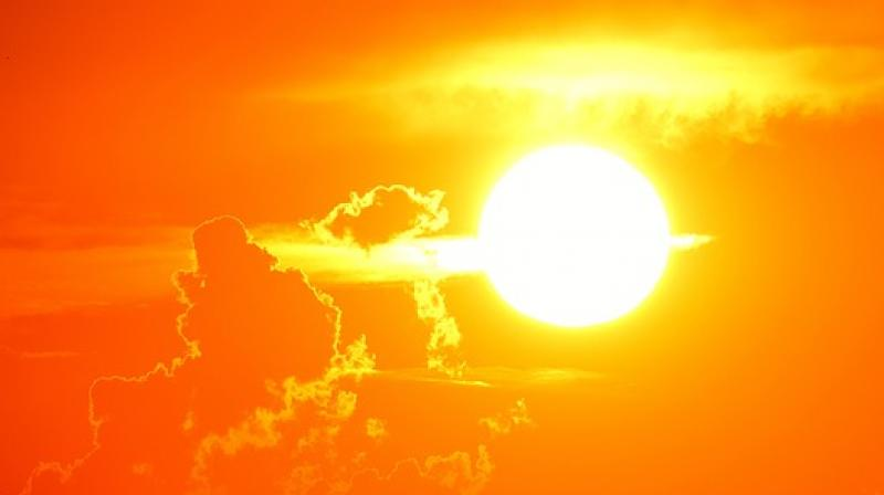 2017 hottest non-El Nino year on record. (Photo: Pixabay)