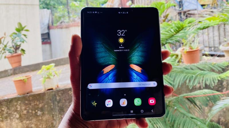 The Galaxy Fold is a unique device in every sense of the word and it paves the way for upcoming hybrid devices that are a go-between smartphones and tablets.