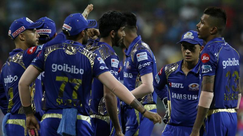 mumbai indians performance in their home venue previously known as a fortress has been