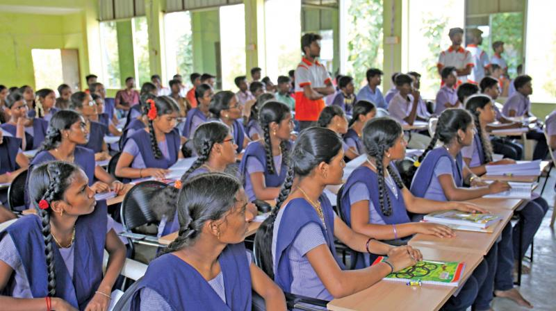 The collective efforts of the medicos have led to 370 government school students clearing Neet this year and who will be attending the counselling next month.