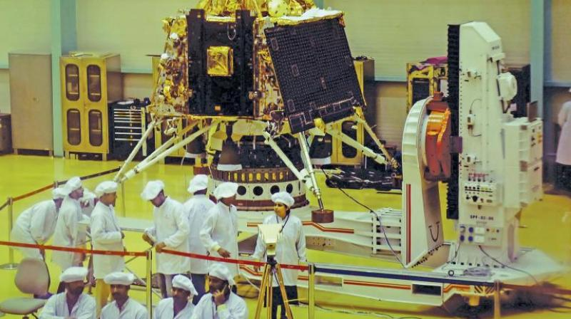 Chandrayaan-2 onboard GSLVMkIII-M1 was called off due to a technical snag on Monday.
