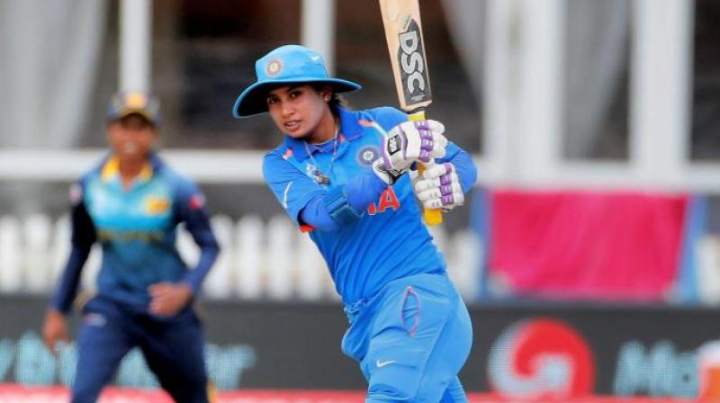 Mithali Raj led the Indian women's team to the final of the ICC Womewn's World Cup earlier this year. (Phoito: AP)