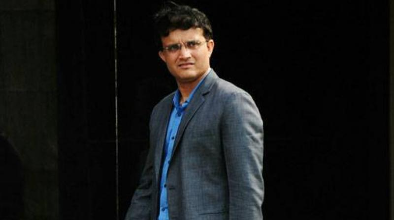 Sourav Ganguly. (Photo: PTI)