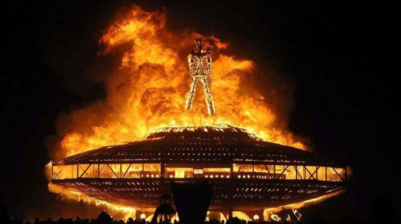 A final report is expected to say whether Burning Man can increase from 80,000 attendees to 100,000. (Photo: Representational/Pixabay)