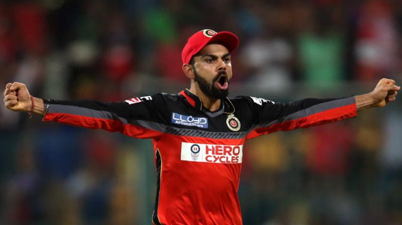 RCB still keeping muted response with respect to Kohli