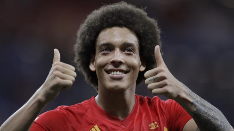 The former Zenit St Petersburg star has scored nine goals in 96 international appearances, and played six times at the World Cup in Russia. (Photo: AP)