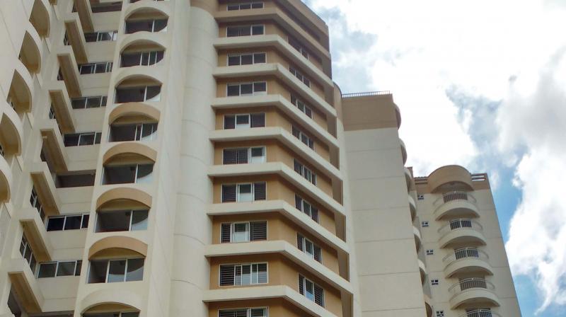 Alfa Serene apartments, Maradu