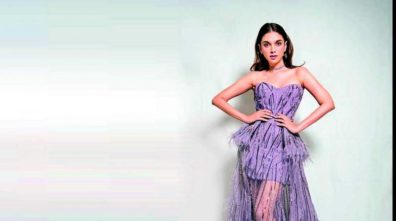 Aditi Rao Hydari's got a packed slate