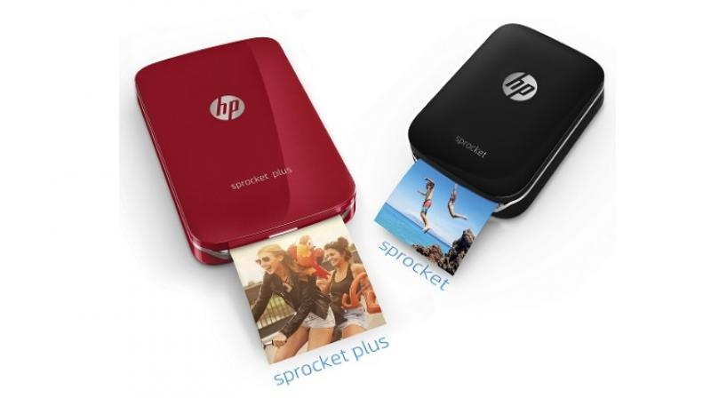 The device is claimed to produce 30 per cent larger photos (2.3-inch x 3.4-inch), compared to the first HP Sprocket.