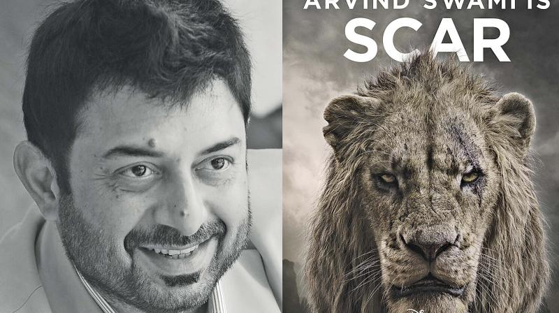Arvind Swamy To Dub For Scar In The Lion King