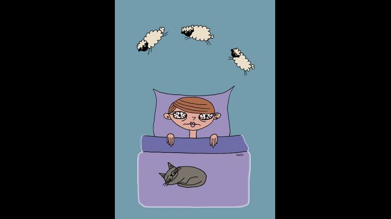 How e-therapy may help treat insomnia. (Photo: Pixabay)