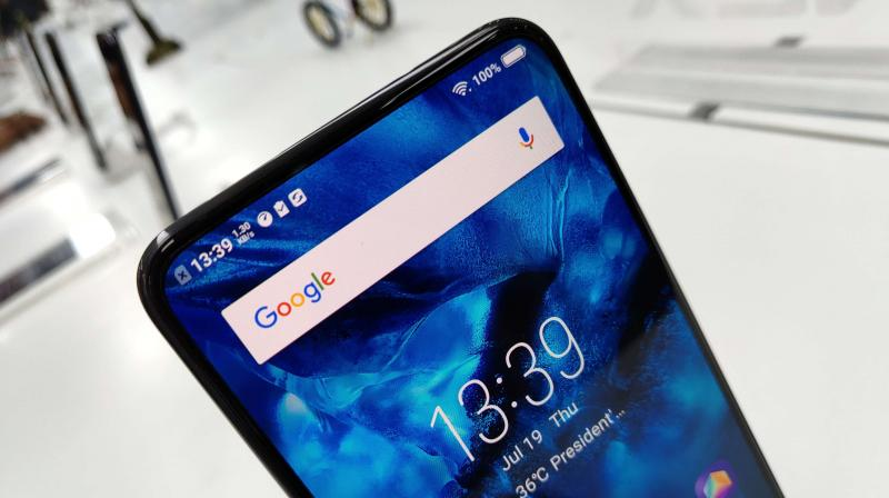 Vivo shows the guts to achieve the market's trend by adopting a challenging path – go for moving mechanical parts in a smartphone to create the phone that enthusiasts have been expecting since years.