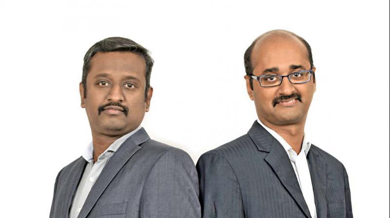 Vasanth and Vijay Kumar Mani