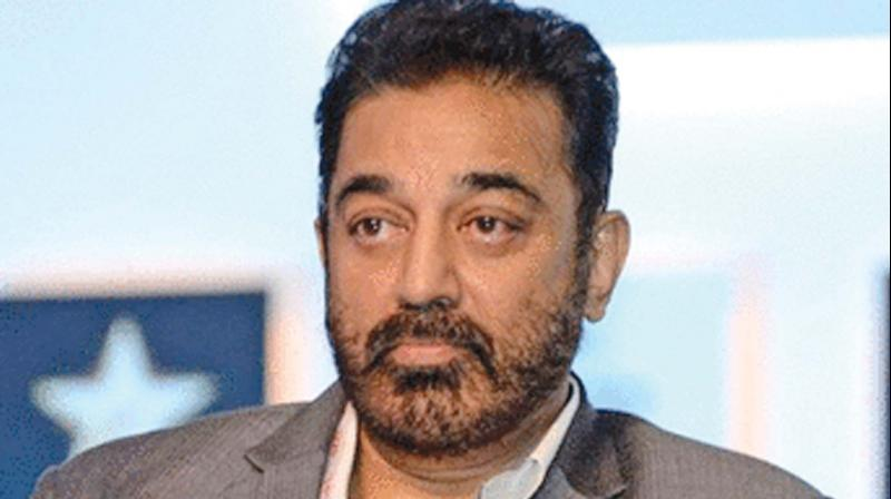 Kamal Haasan on Friday turned his focus on protecting the Ennore Creek.