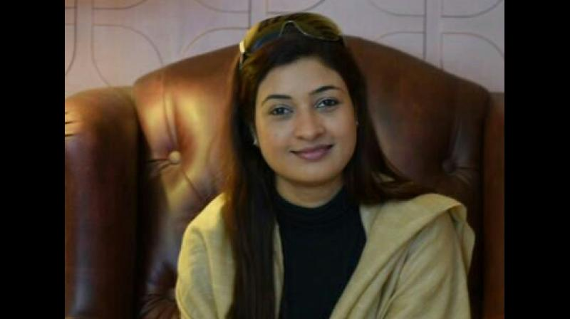 Alka Lamba on Friday said it would be an honour for her to join back the Congress party. (Photo: File)