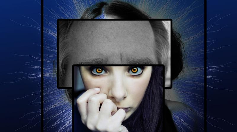 Researchers find stress has a different affect on people with schizophrenia. (Photo: Pixabay)