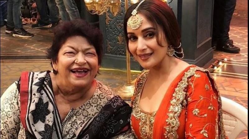 Bollywood's favourite choreographer Saroj Khan dies of cardiac arrest in Mumbai
